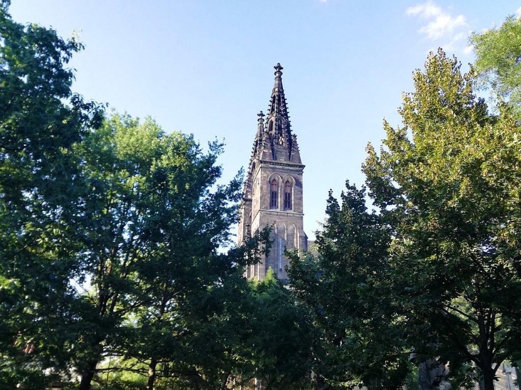 Vyšehrad-praga-chiesa-santi-pietro-paolo
