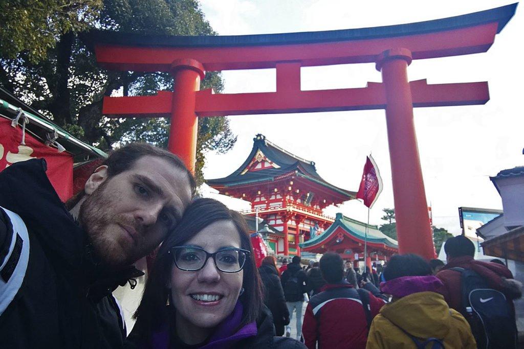 Fushimi-Inari-Taisha-ingresso-Kyoto-Giappone-Japan