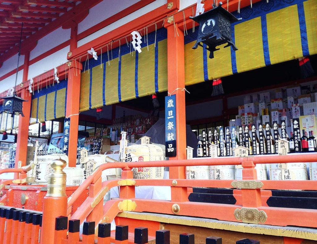 decori-capodanno-Fushimi-inari-Kyoto-Capodanno-Giappone-Japan