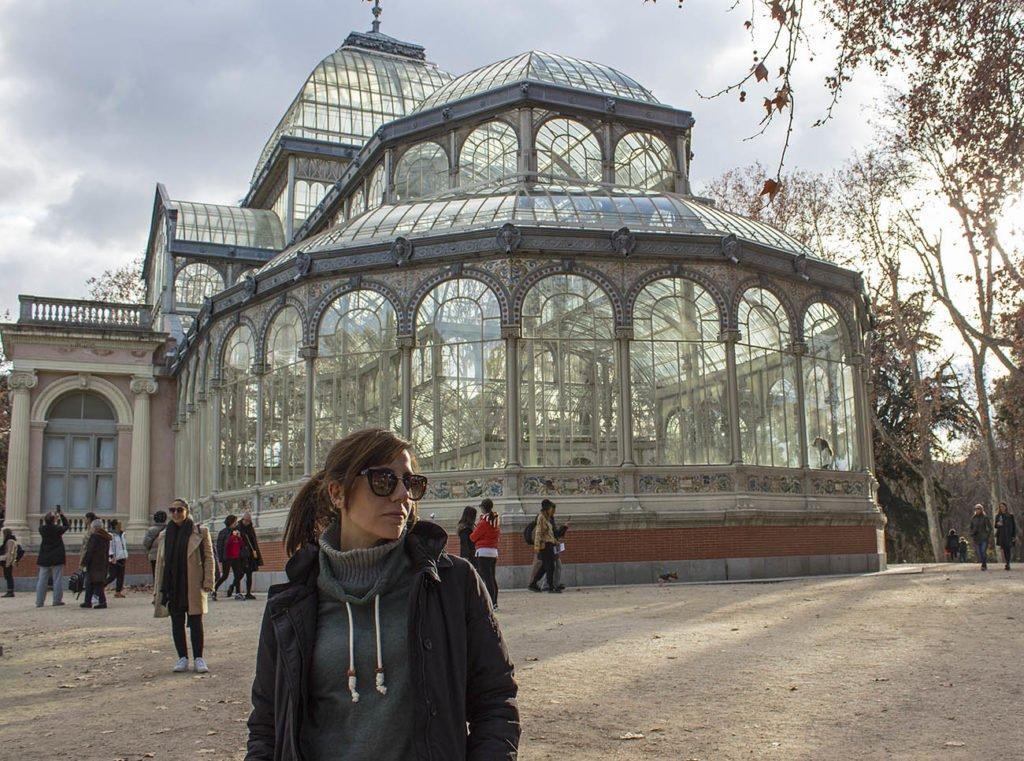 Palazzo-vetro-Retiro-Retiro park-Madrid-Spagna-Spain