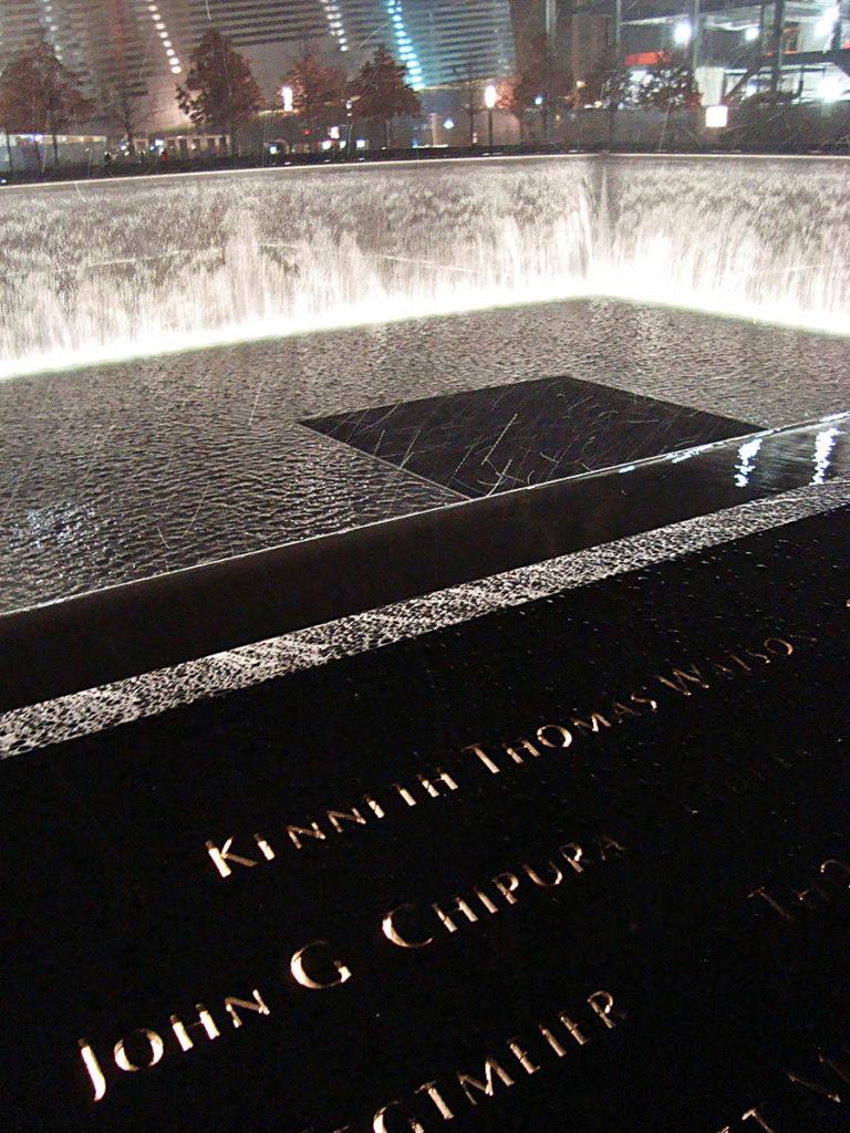 11 memorial-world trace center-Stati Uniti-New York-America-USA