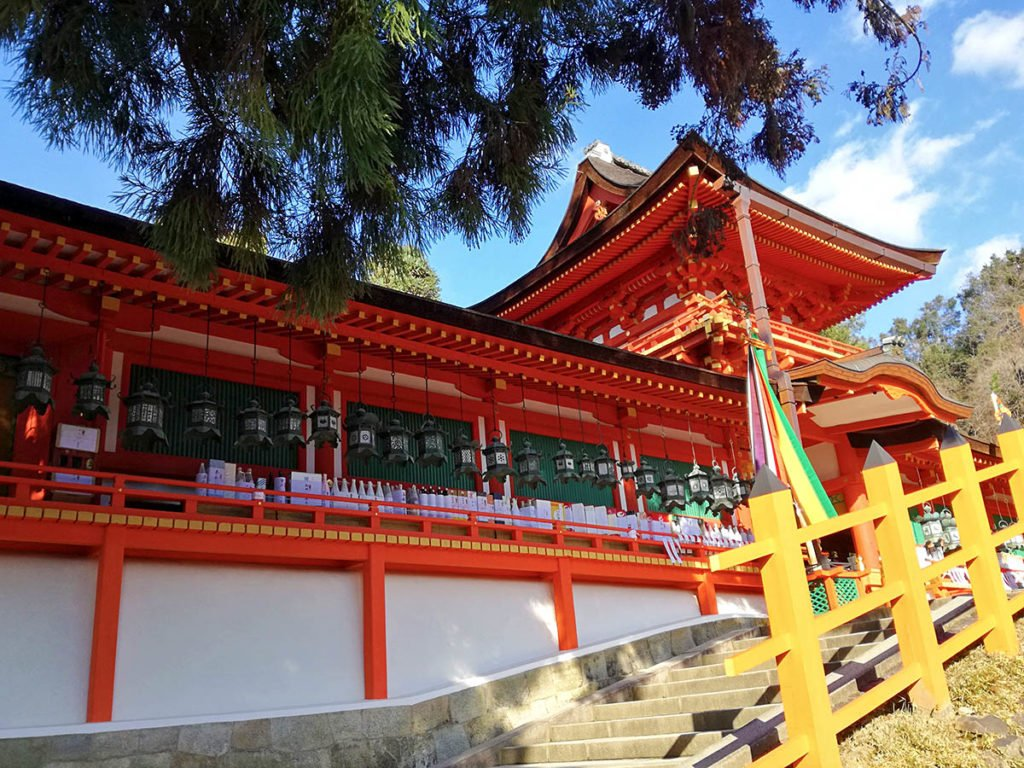 Kasuga-Taisha-santuario-shintoista-Nara-Giappone-Japan-Asia-Grande-Buddha