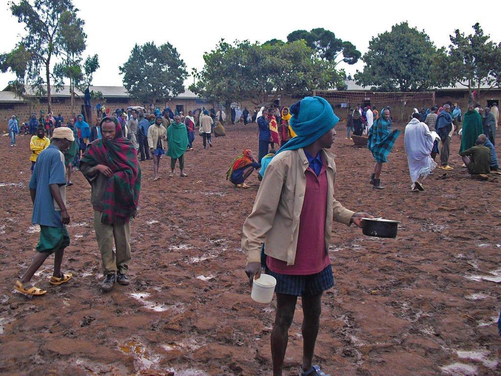 cibo-o-Etiopia-carcere etiope-Ethiopia-Africa