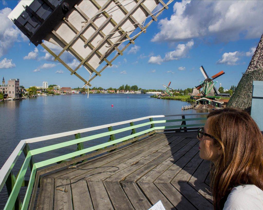 io e i mulini-mulini zaanse schanse-mulini olanda-Amsterdam e dintorni-dintorni di Amsterdam-Olanda-Holland