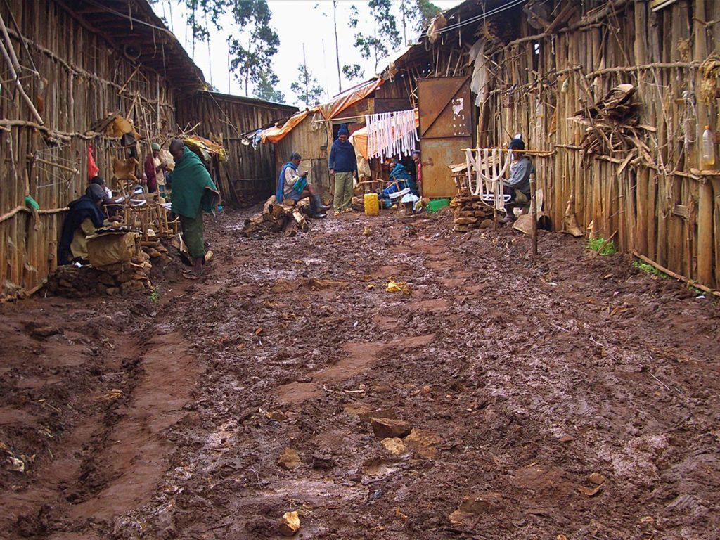 le trade nel carcere-o-Etiopia-carcere etiope-Ethiopia-Africa