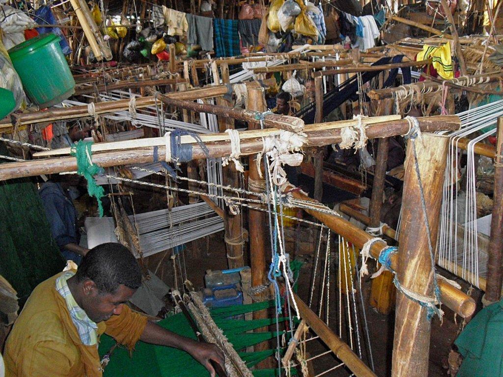 uomini al lavoro-Etiopia-carcere etiope-Ethiopia-Africa