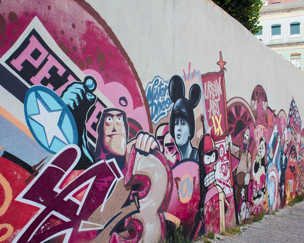 graffit rivoluzione lisbona-graca street art-Street art Lisbona-Lisbona-Lisboa-Portugal-Portogallo-Europa