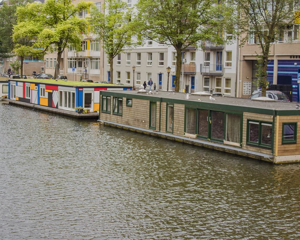 house boat amsterdam-msterdam-Amsterdam-Olanda-Holland-Europa