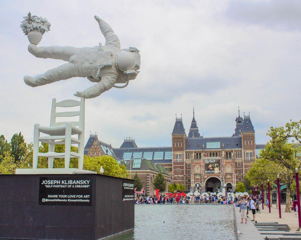 piazza dei musei amsterdam-msterdam-Amsterdam-Olanda-Holland-Europa