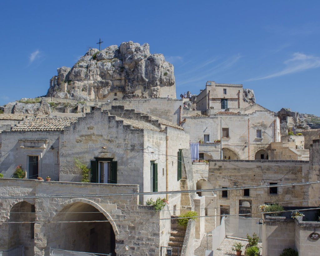 santa maria di idris-sasso barisano-Matera-campania-sassi Matera-Italia