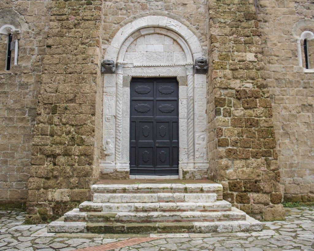 Cattedrale Sovana-Maremma Toscana-Toscana-Italia-Tuscany-Italy