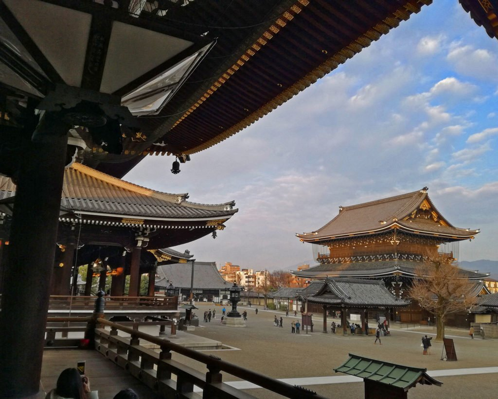 Kyoto-Tempio-giapponese-Giappone-Japan-Asia