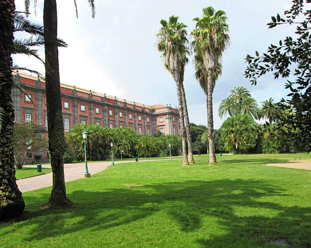 capodimonte-museo di capodimonte-Napoli-Campania-Italia-Europa