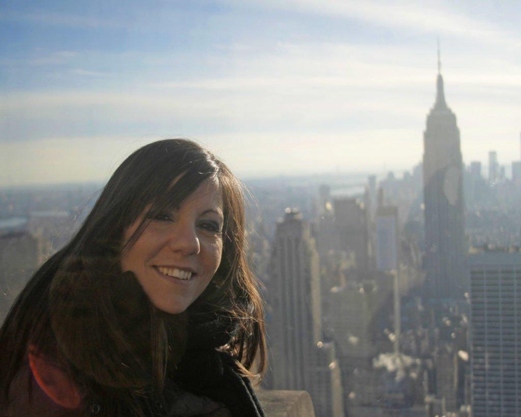 New York- skyline new york-Capodanno a New York-New York-Cosa fare a New York-Stati Uniti-Usa-America