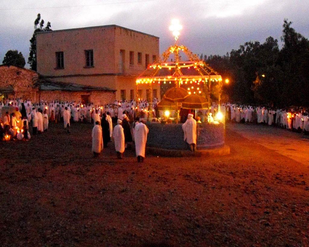 cerimonia axum-arca dell'alleanza-Axum-Tigray-Ethiopia-Etiopia-Africa