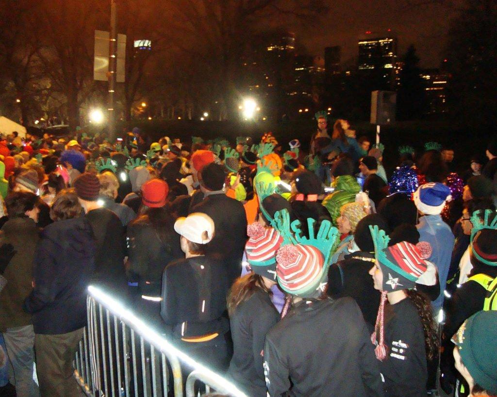 maratona mezzanotte-prima maratona-Capodanno a New York-New York-Cosa fare a New York-Stati Uniti-Usa-America