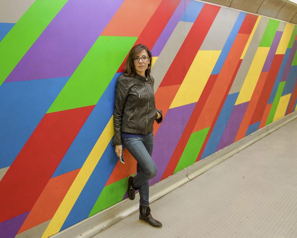 Napoli-paretre LeWiit-stazioni metro Napoli
