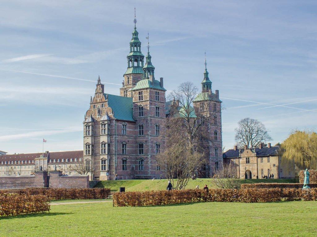 Rosenborg-Copenaghen-Copenhagen-Danimarca
