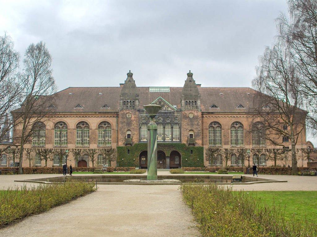 biblioteca-reale-Copenhagen-copenaghen-Danimarca