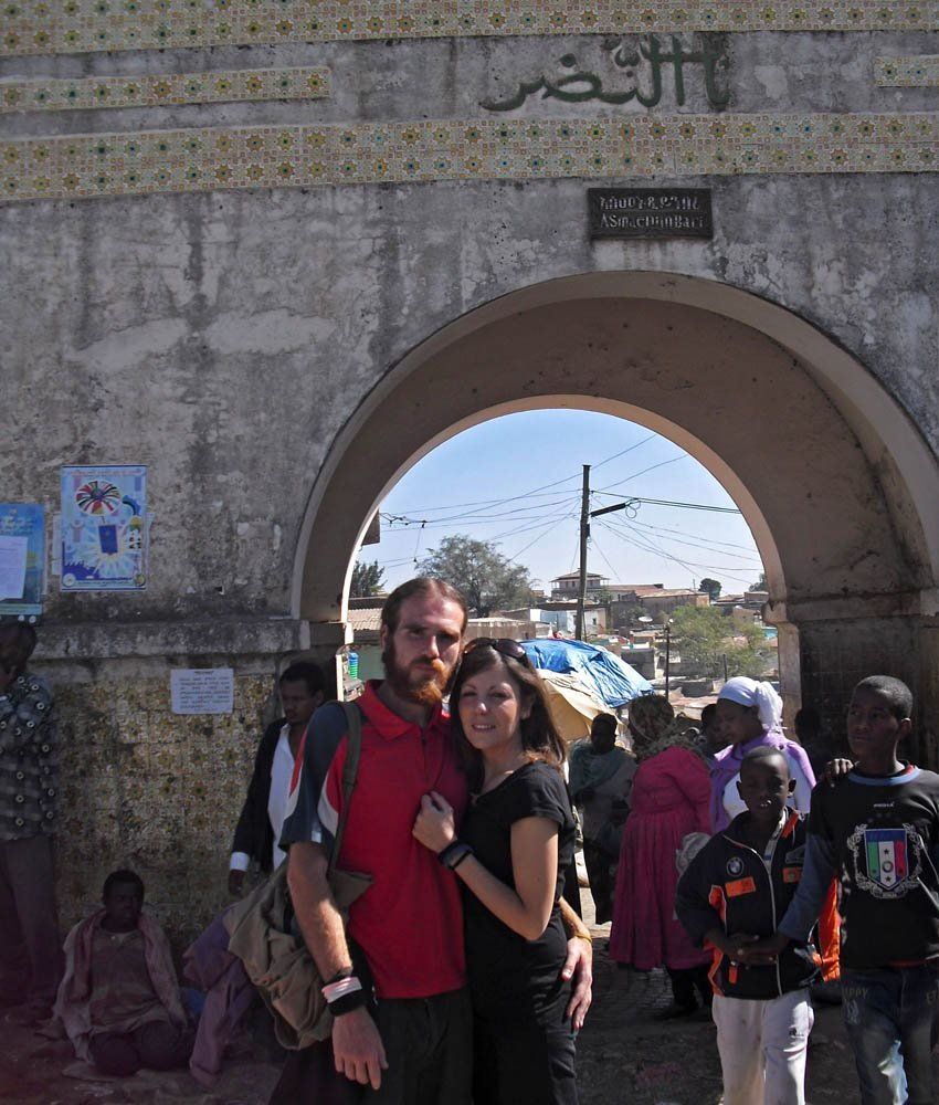 cancello-Harar-città-araba-Etiopia-Ethiopia-Africa