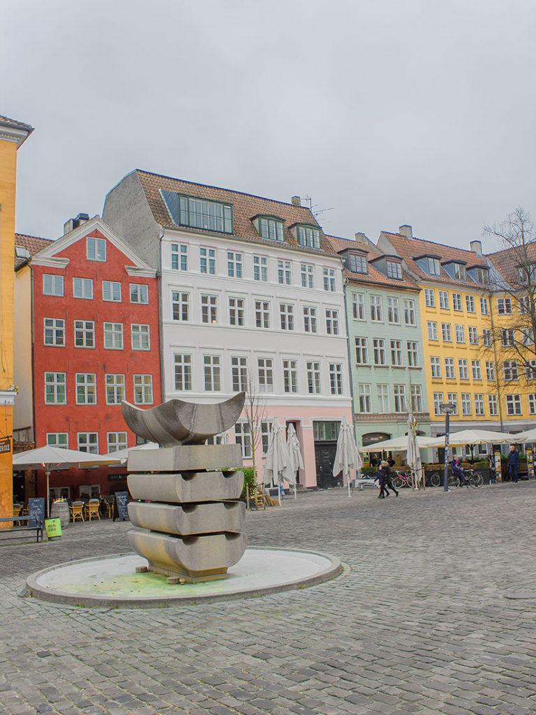 centro storico copenaghen-copenaghen-copenhagen- Danimarca-Europa