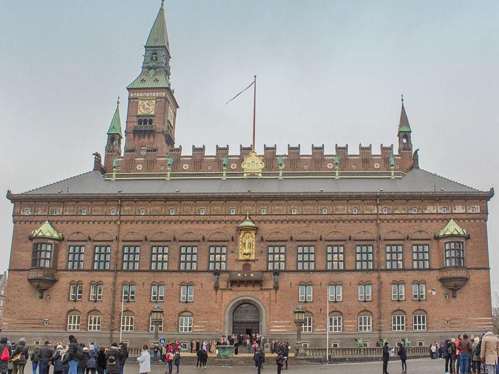 municipio-copenaghen-Copenhagen-Danimarca