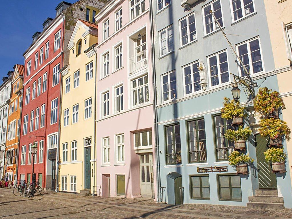 nihavn-copenaghen-copenhagen- Danimarca-Europa