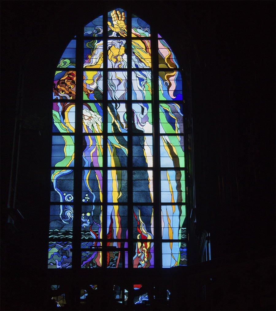 chiesa di san francesco-cracovia-krakow-polonia-europa