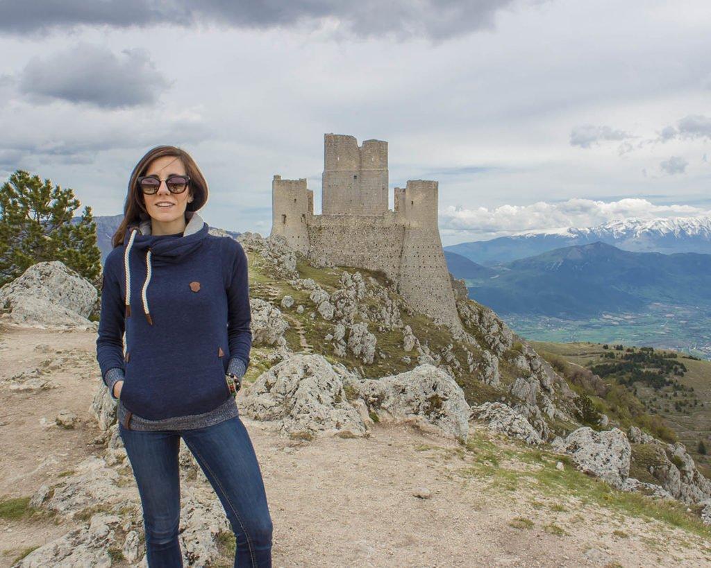 Visitare Rocca Calascio-Rocca Calascio-Gran Sasso-Abruzzo