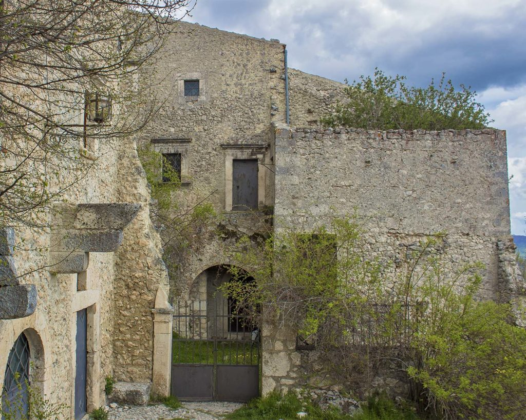 borgo Rocca Calascio-Abruzzo-LAquila-Italia