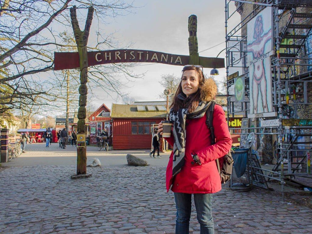 ingresso Christiania-christiania-copenaghen-copenhagen-Danimarca-Danmark-Europe