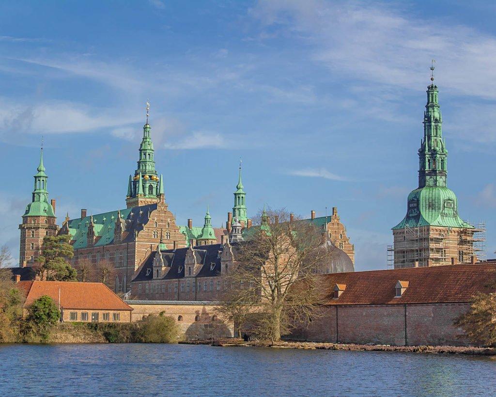 veduta-castello-Frederiksborg-Danimarca-Europa