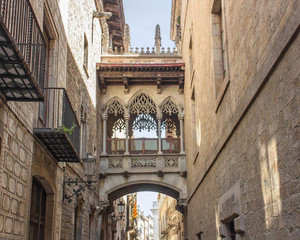 Barrio-Gotico-Barcellona-Spagna-Spain-Europa
