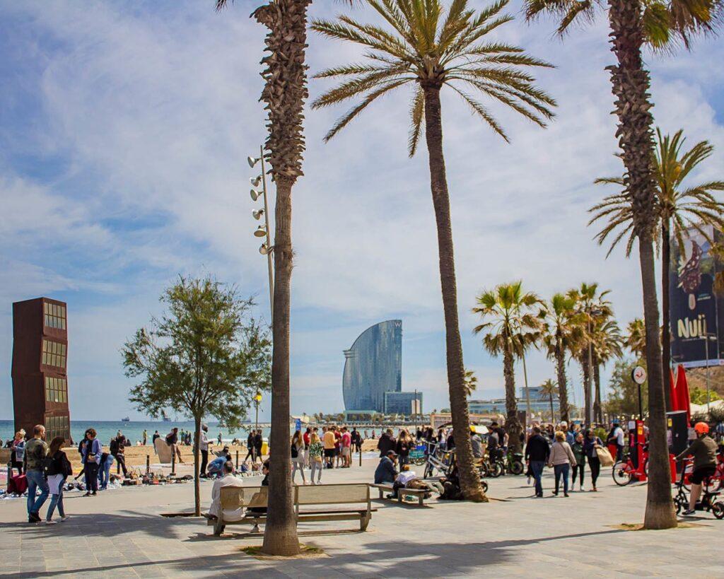barceloneta-Barcellona-Spagna-Spain-Europa