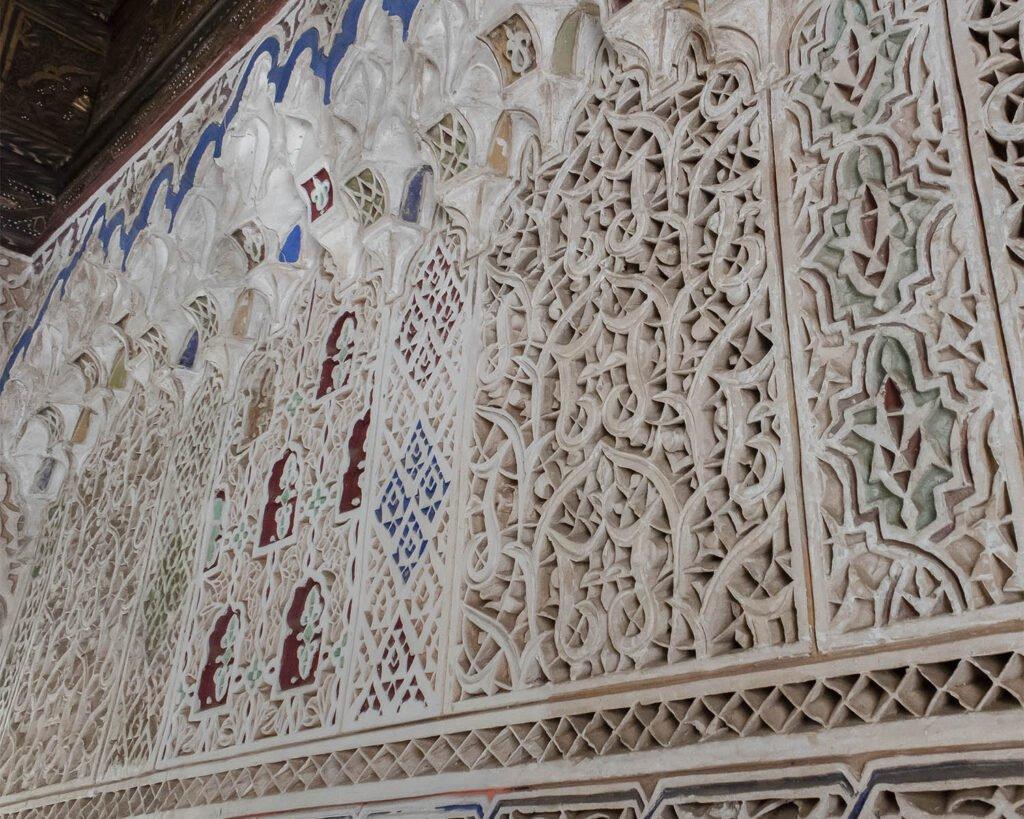 decori-arte marocchina-Marrakech-Marocco-Africa