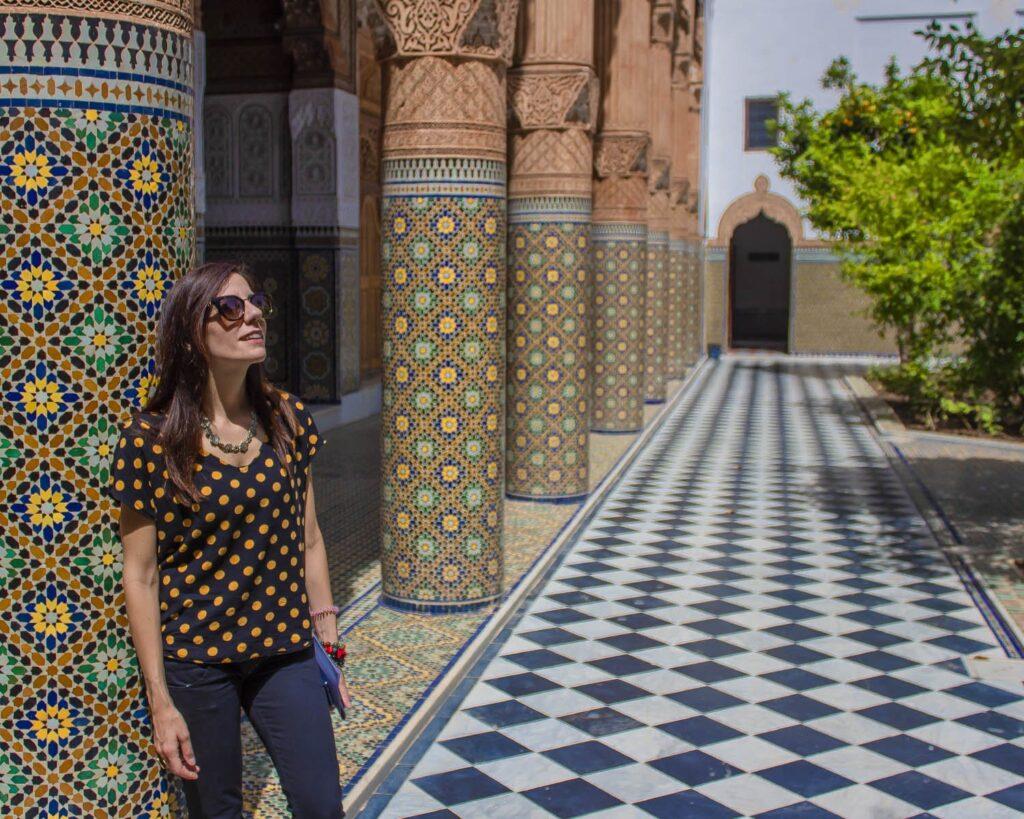 el bacha-Marrakech-Marocco-Africa