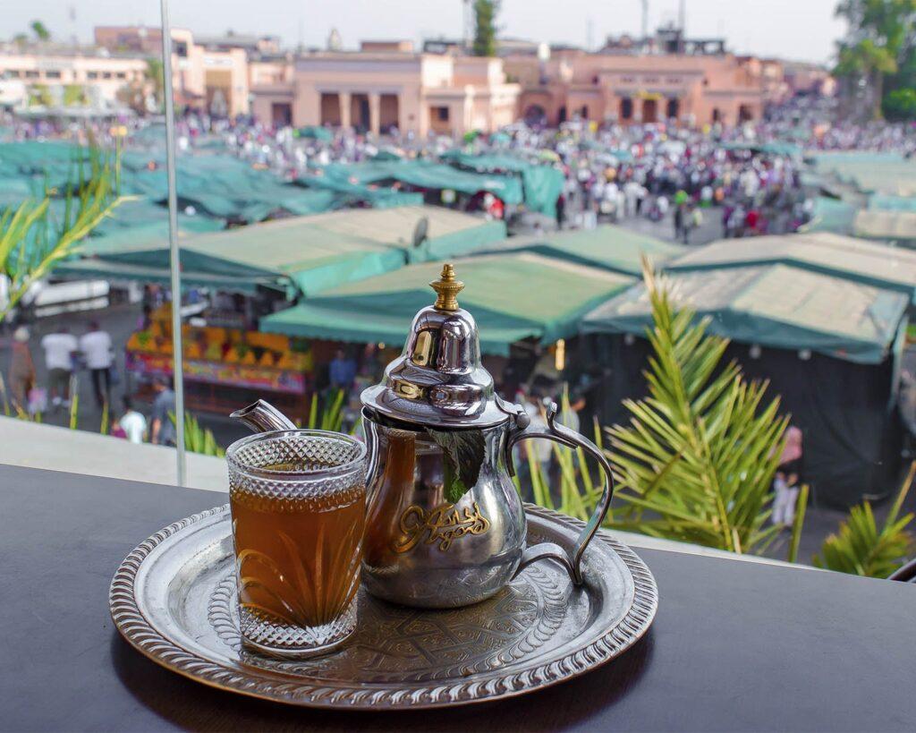 Jamaa el Fna-Marrakech-Marocco