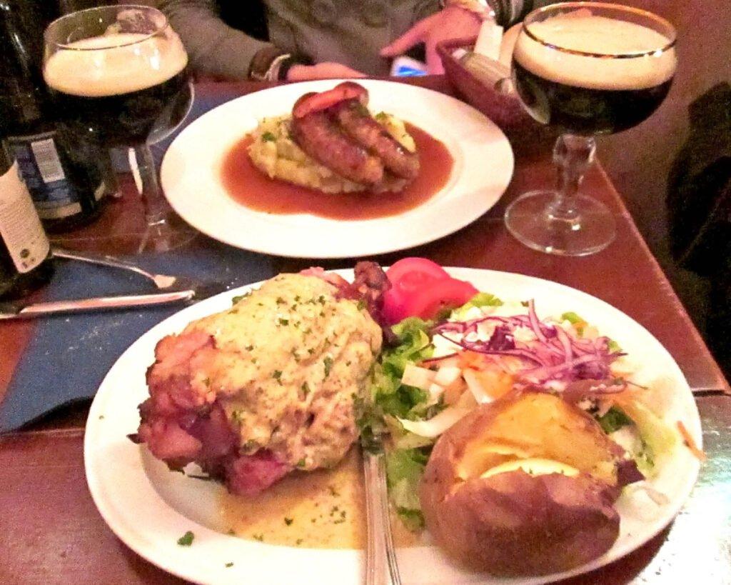 mangiare a Bruxelles-Bruxelles-Belgio
