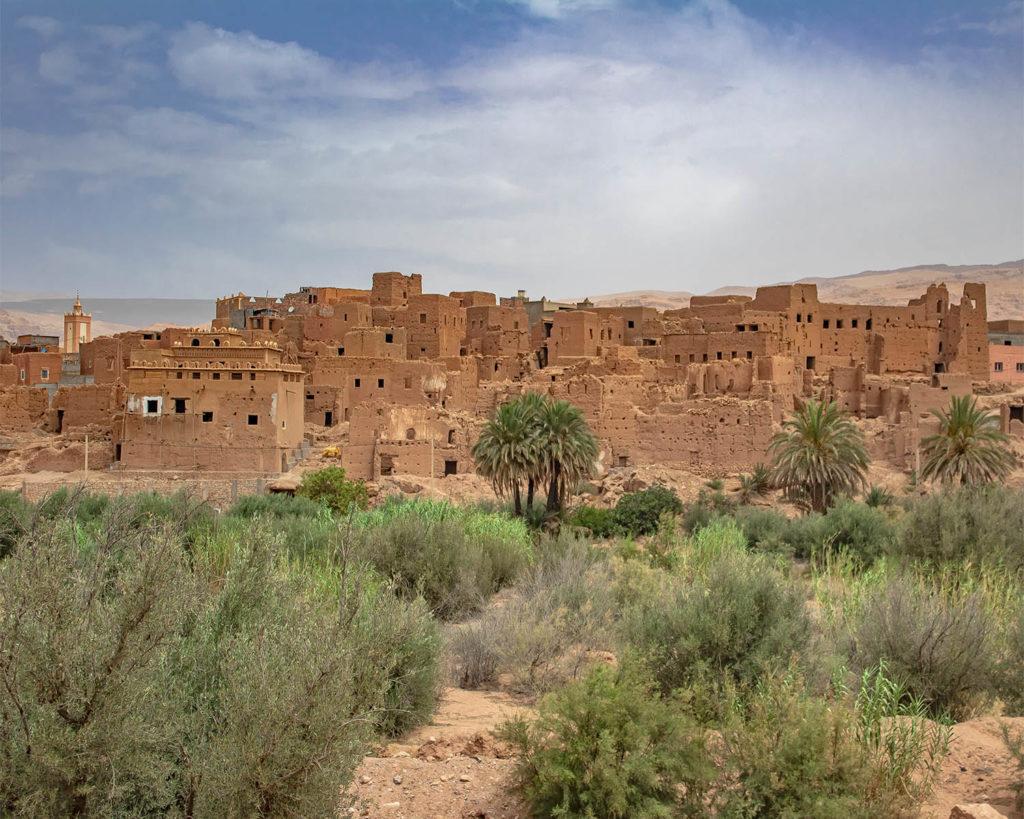 kasbah-deserto-Deserto-del-Marocco-deserto-sahara-Marocco-Africa